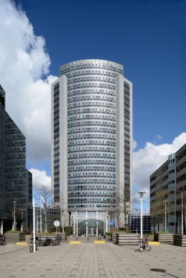 Crystal Tower, Amsterdam. Architect: AGS architekten