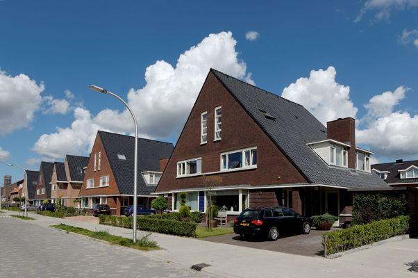 Deelplan 16 Ypenburg. Bouwbedrijf: Heijmans N.V.