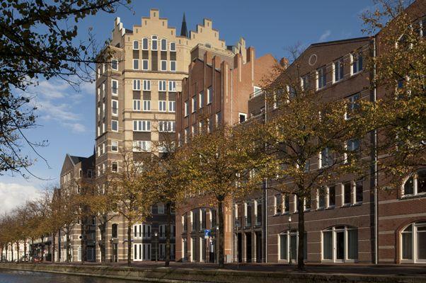 ' Haegsche Hof, Den Haag. Bouwbedrijf: Heijmans N.V.