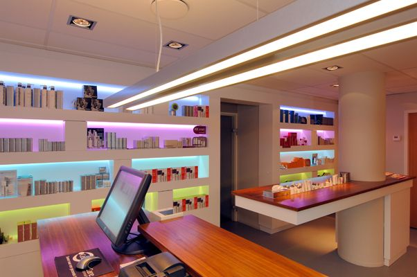 Schoonheidssalon Skin care, Leiden. Architect : Boter/Verheijen