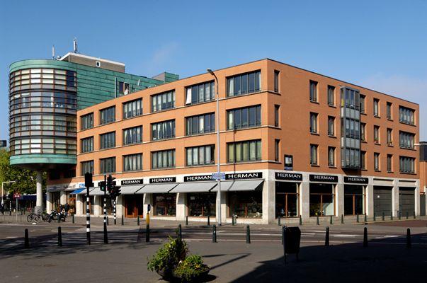 Vliegerheem, Den Haag. Bouwbedrijf: Heijmans N.V.