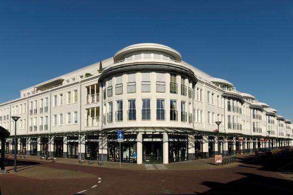 Winkelcentrum Wassenaar. Bouwbedrijf: Vink Bouw Nieuwkoop