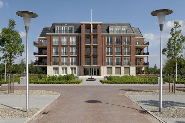 Villapark de Hoven, Dordrecht. Bouwbedrijf: Heijmans N.V.